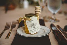 Rustic Autumn Wedding: Margo and Chris