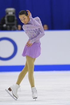Mao Asada Photos - NHK Trophy - Day 2 - Zimbio