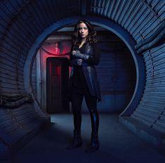 Marvel's Agents of S.H.I.E.L.D. Season 5 Daisy/Quake promo picture