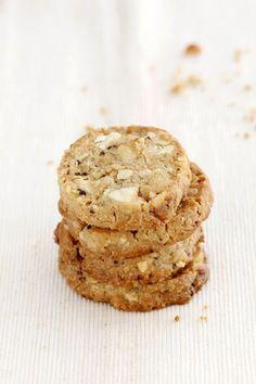 עוגיו.נט: עוגיות קשיו, קפה ושוקולד לבן