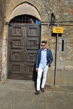 Emanuele Amicucci, an italian blogger from Latina, discovering the beauty of Cozzile (Tuscany)