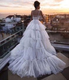 Pretty Prom Dresses, Dressy Dresses, Cute Dresses, Beautiful Dresses, Princess Wedding Dresses, Dream Wedding Dresses, Wedding Gowns, Bali Wedding, Wedding Venues