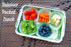 Perfectly Packed Lunches for Kids #sp