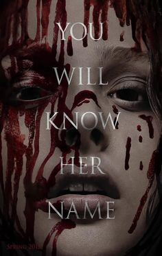 Carrie Movie First Teaser Trailer Starring with burning Chloe Moretz