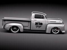 Image result for 1950 ford f1 pickup