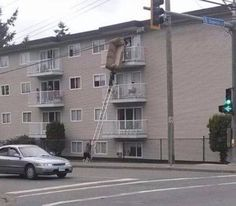 Funny pictures about No Matter What It Takes. Oh, and cool pics about No Matter What It Takes. Also, No Matter What It Takes photos. Best Moving Companies, Moving Services, Darwin Awards, Stupid People, Stupid Guys, Crazy People, Live Long, Dumb And Dumber, In The Heights