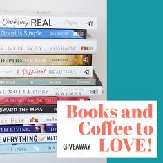 Books and Coffee to Love Giveaway!