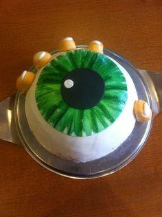 Kuchen Auge Fondant