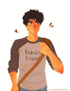 someone's probably made this shirt for him before but I just love it | art by anxiouspineapples