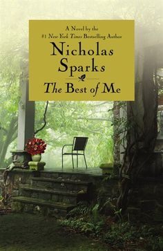 The Best Of Me. First and last Nicholas Sparks book I'll read - so cheesy and predictable.