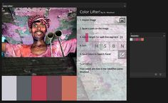 Example of color swatches captured with the add-on Color Lifter! #colorlifter #photoshop #illustrator #plugin #addon #Extension #Panel #swatches #Color #ColorSampler #EyeDropper #Palette #plugin #Swatches #outofthebox #outsidethebox #creative #design #interiordesign #webdesign #printdesign #fashiondesign #appareldesign