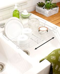 Expandable Sink Drying Racks The Lakeside Collection