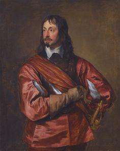 Portrait of Vice Admiral Sir John Mennes (1599-1671)