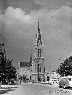Najnovšie obrázky - Blumentálsky kostol - Pohľady na Bratislavu