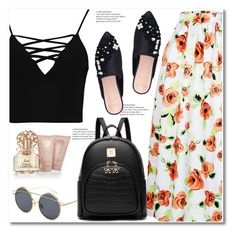 """""""#10"""" by aida-nurkovic ❤ liked on Polyvore featuring Boohoo, KG Kurt Geiger and Vince Camuto"""