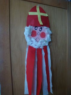 Saint-Nicolas - MadamAbine Plus Diy For Kids, Crafts For Kids, Christmas Time, Christmas Crafts, St Nicholas Day, Angel And Devil, Advent, Art Projects, Saints