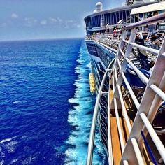 Oasis of the Seas.
