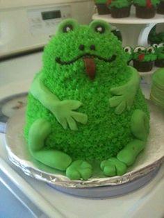 Neice's cake