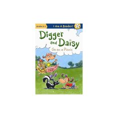 Digger and Daisy Go on a Picnic ( I Am a Reader!: Digger and Daisy) (Paperback)