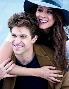 Be silly and real and original. // Keegan Allen and Troian Bellisario star as Toby Cavanaugh and Spencer Hastings in Pretty Little Liars. Spencer Y Toby, Spencer Hastings, Toby Pll, Keegan Allen, Toby Cavanaugh, Pretty Little Liers, Bad Boy, Teen Tv, Trendy Haircuts