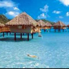 Bora Bora. I need to see this firsthand.