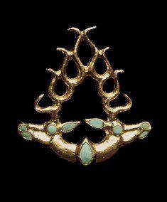 First U.S. Exhibit of Ancient Kazakhstan pazyryk jewelry