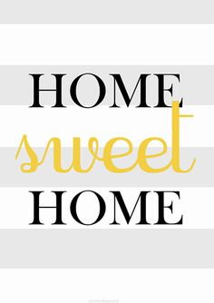 home sweet home poster Home Poster, Poster S, Poster Wall, Poster Prints, Tableau Design, Home Wallpaper, Küchen Design, Wall Quotes, Printable Wall Art