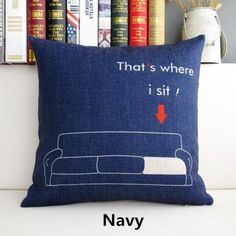 Pop Art pillow The Big Bang Theory Season 9 cushions for home