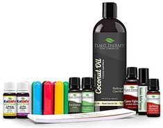 Check out the deal on Popular Products Package Set at Essential Oils 100 Pure Essential Oils, Therapeutic Grade Essential Oils, Plant Therapy, Fractionated Coconut Oil, Carrier Oils, Diy Skin Care, Organic Beauty, Natural Oils, Health And Beauty
