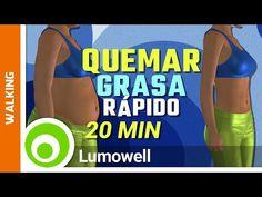 Rutina Para Quemar Grasa - Rutina Efectiva Para Bajar De Peso - 10 Minutos - YouTube