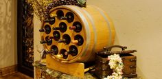 recycled storage ideas - Recycled Wine Cellar Storage Design Ideas