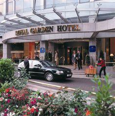 The Royal Garden Hotel, Kensington.