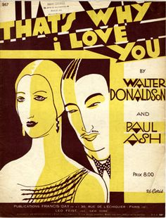 That's Why I Love You, 1926 (ill.: Fabien Loris); ref. 10311
