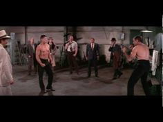Final fight scene from Hard Times starring Charles Bronson