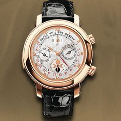 Patek Philippe men's watch
