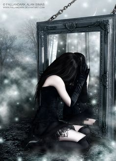 I want to be two to endure this sad beauty by FallanDark.deviantart.com on @deviantART
