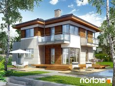 Modern Architecture House, Front Elevation, Home Fashion, House Colors, My House, House Plans, Kerala, Exterior, Windows