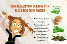 Top 18 Easy And Natural Home Remedies For Hair Loss