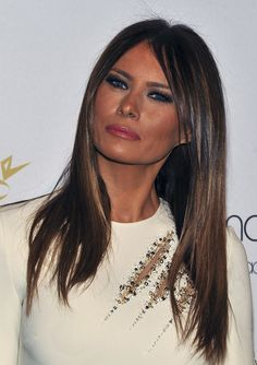 Melania Trump Has Nailed The Same Facial Expression In Every Photo For 17 Years Malania Trump, John Trump, Donald Trump, First Lady Melania Trump, Trump Melania, Melania Trump Pictures, Melania Knauss Trump, Beautiful One, Gorgeous Hair