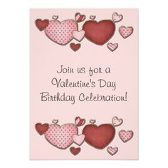 Cars Valentine Card  Party Invitations