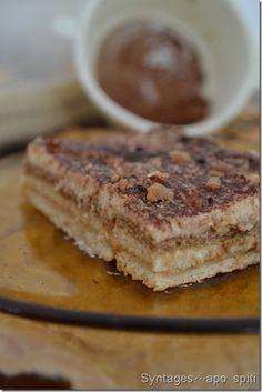 Frappe dessert (Greek)