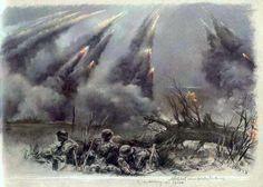 Hans Liska: un illustratore al fronte racconta la Seconda Guerra Mondiale
