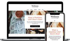 Wellness Pro -Top 9 Ecommerce Theme Wordpress For Your Online Store For 2020 Wordpress Theme, Ecommerce, Wellness, Store, Larger, E Commerce, Shop