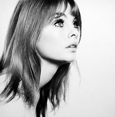 Jean Shrimpton photographed by Terence Donovan.