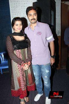 Sneha & Prasanna at Vettri Movie Audio Launch