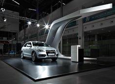 Presentation of Audi Tech Bone at BAU 2013 | Schmidhuber