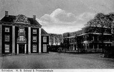 H.B.S. en het Proveniershuis