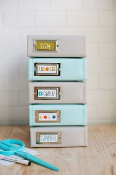 Mini Instagram Photo Albums - cute!