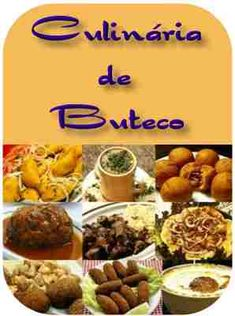 Culinaria de Buteco. Veja em detalhes no site http://www.mpsnet.net/G/417.html via @mpsnet  Para voce aprender a fazer em casa os mais apetitosos quitutes e tira-gostos dos Butecos mais famosos do Brasil. Veja em detalhes neste site