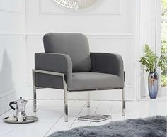 This beautiful chair is a UniqueChic Furniture favourite with comfortable deep seating and a striking design Stylish and comfortable the Breva Accent Armchair, Furniture Uk, Beautiful Chair, Oak Furniture Superstore, Grey Velvet, Velvet Accent Chair, Accent Chairs, Velvet Accents, Blue Velvet Accent Chair